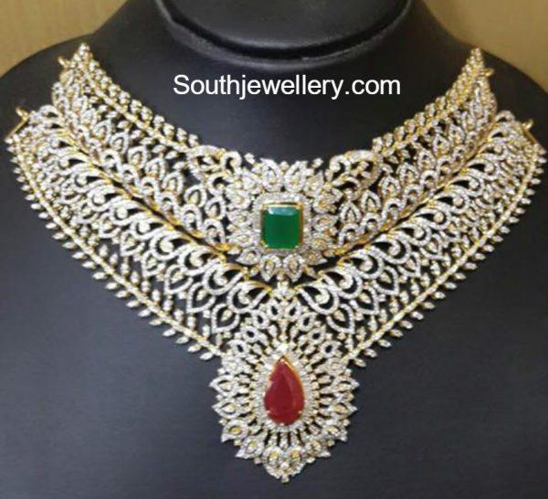 diamond-choker-designs
