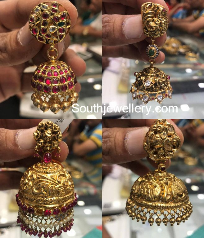 Temple Jewellery Gold Necklace