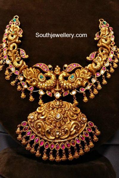 peacock-nakshi-necklace