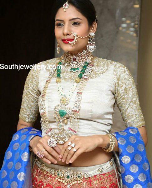 Latest Diamond Jewellery by Kalasha Fine Jewels