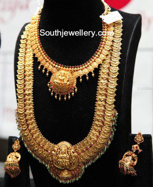 Kasulaperu Necklace and Haram Set