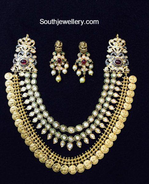 lakshmi-pacchi-kasu-necklace