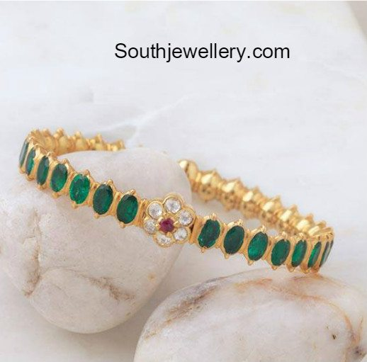 emerald-bangle