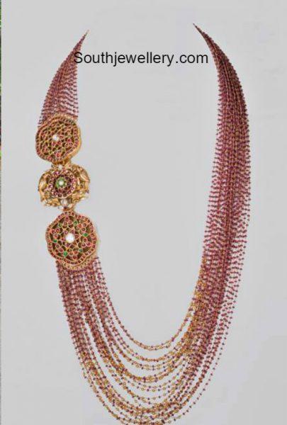 Multilayered Beads Mala