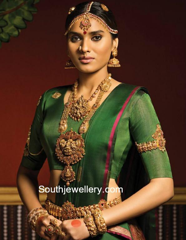 malabar gold diamonds bridal jewellery