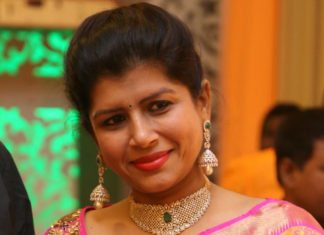 nithin sister nikhita reddy diamond jewellery