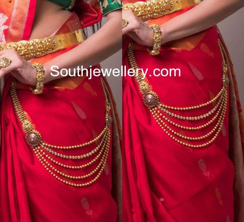 Waist Belts Latest Jewelry Designs Jewellery Designs