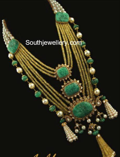 Layered Beads Haram