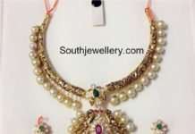antique kanthi necklace