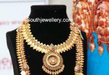 kasulaperu necklace and haram