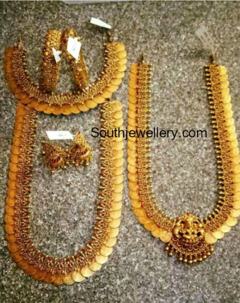 Kasu Necklace and Haram