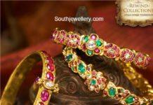 kundan bangles by nac jewellers
