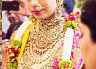 telugu bride jewellery 2017