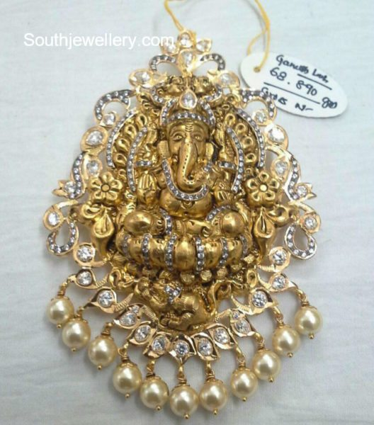 Lord Ganesh Locket