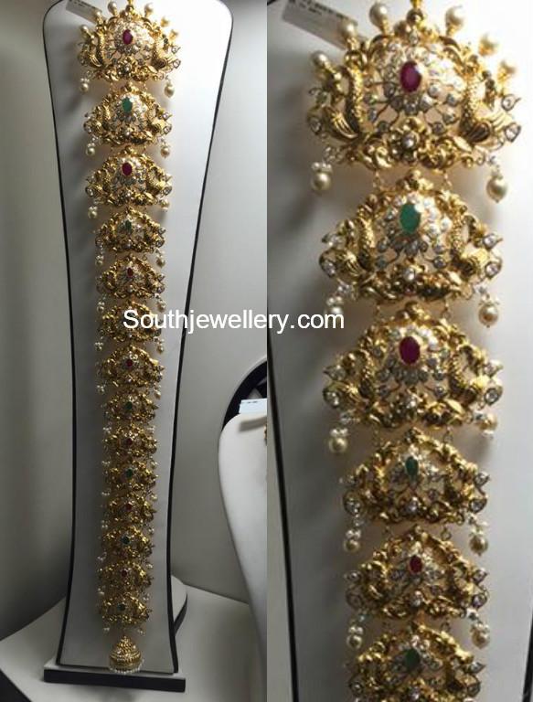gold jada models