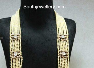 pearls mala designs