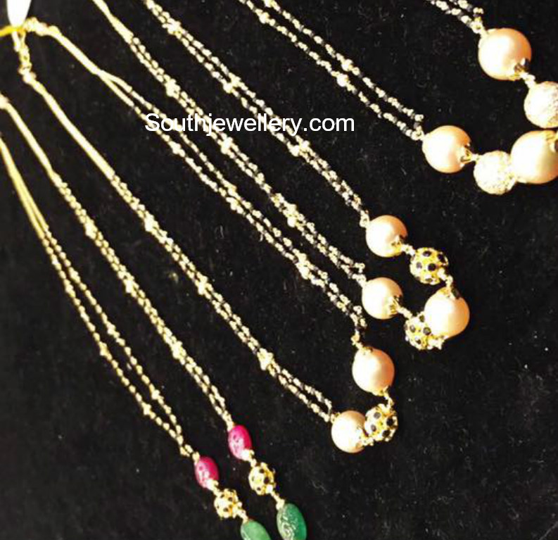 each indian jewelry chains jewellery designs beads pin and string