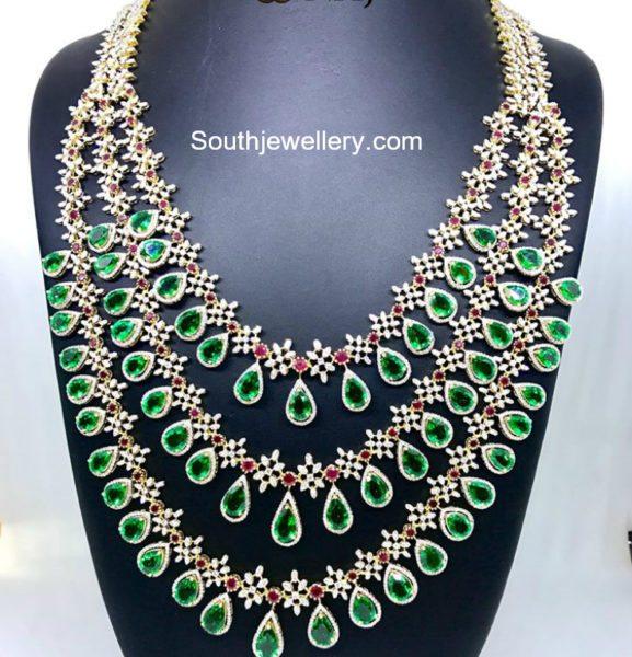 Diamond Emerald Haram