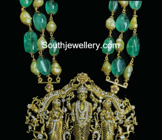 South indian Jewellery Trends 2015 latest jewelry designs