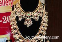 guttapusalu haram and necklace