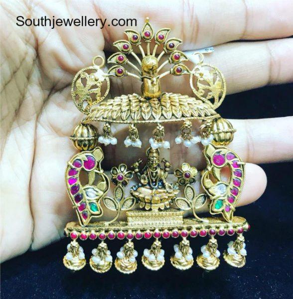 Goddess Lakshmi Pendants