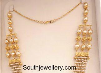 multistring pearls mala
