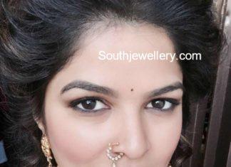 viranica manchu polki diamond necklace