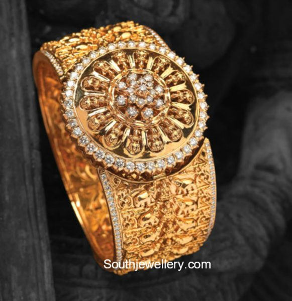 Broad Gold Kada