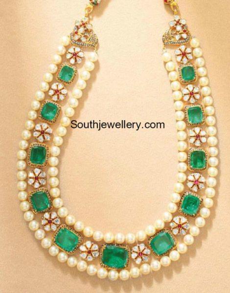 Emerald South Sea Pearls Haram