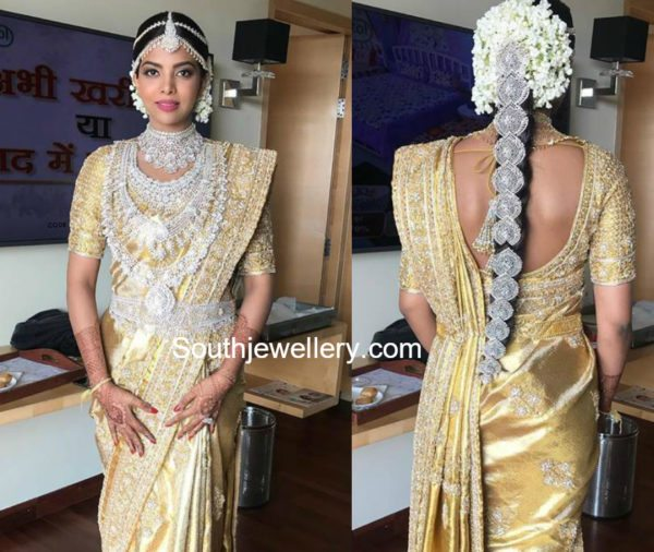Hasini Boinipallys Wedding Jewellery