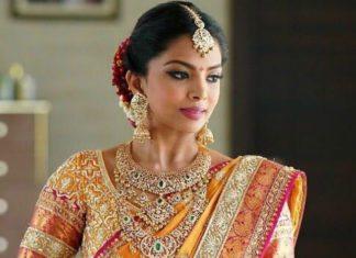 hasini boinipally wedding diamond jewellery