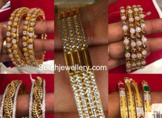 22 carat gold bangle models