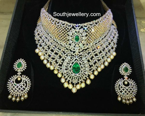 one diamond choker wear it 3 different ways