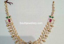 uncut pacchi necklace