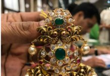 nakshi gold chandbalis