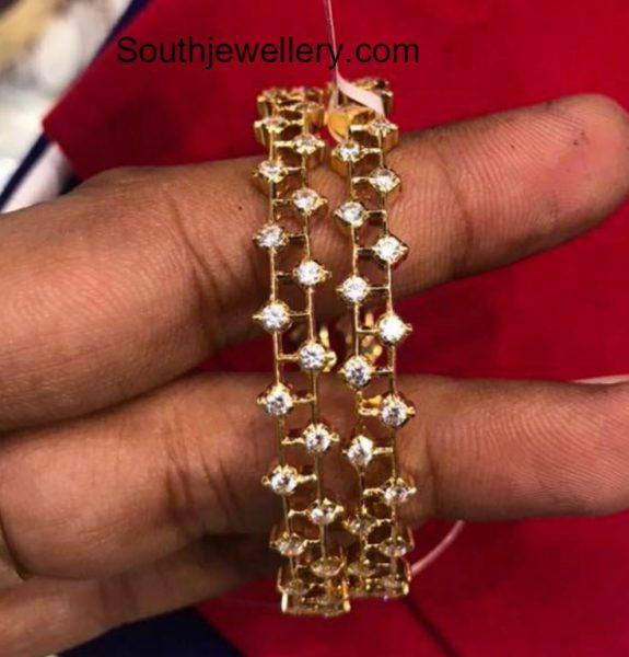 22 Carat Gold Bangles Models