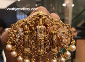 temple pendant