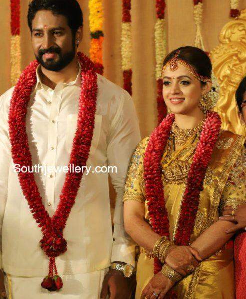 actress bhavana producer naveen wedding