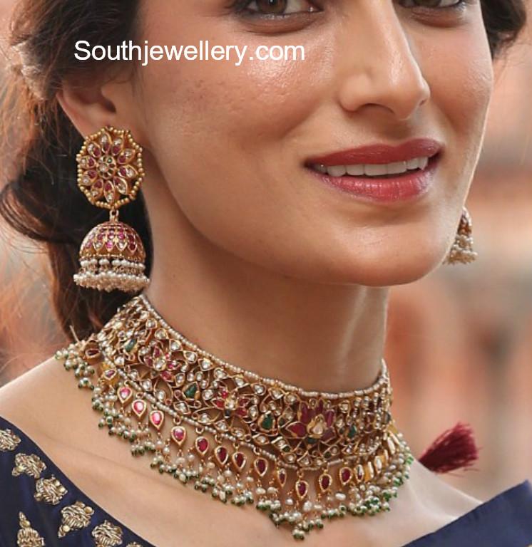 Bmwpanies Latest Models: Kundan Necklace Latest Jewelry Designs