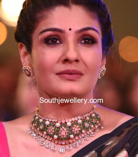 raveena tandon anmol jewellers