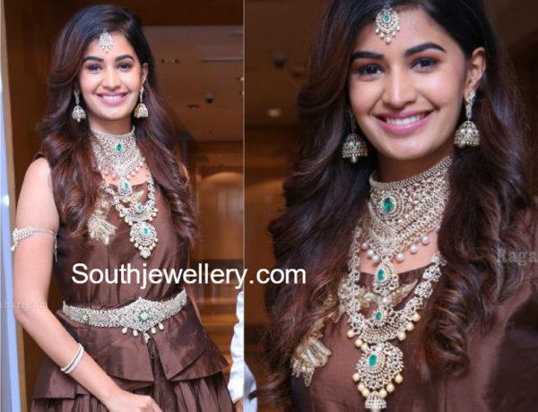 diamond jewellery for brides