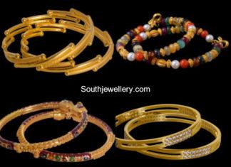 kids gold bangles