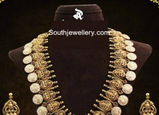 polki kasu necklace