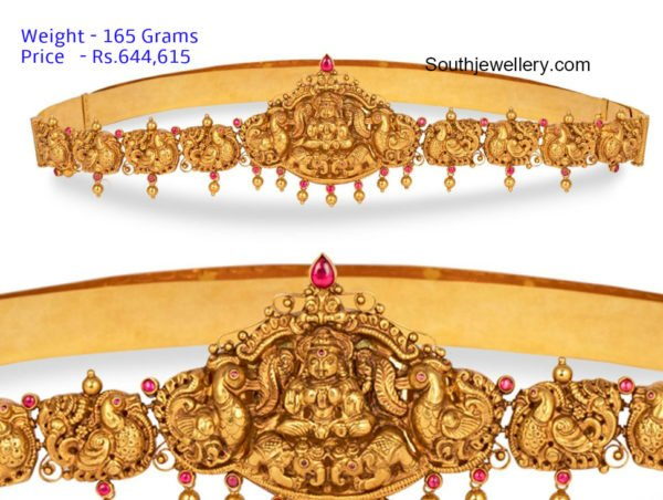 vaddanam designs with price and weight