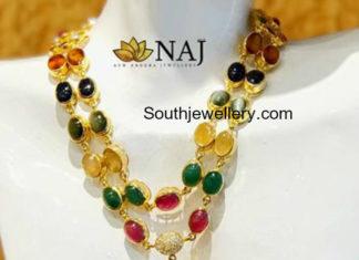 navratan necklace