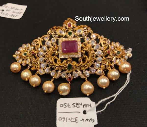 gold bajuband models
