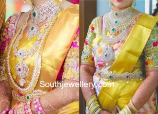 south indian telugu bride jewellery