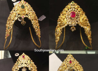 gold vanki designs