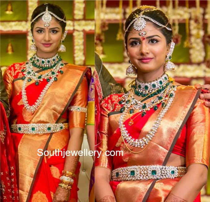 hyderabad bride jewellery