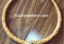 kanthi style necklace designs